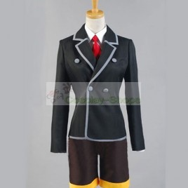 Uta no Prince-sama Masato Hijirikawa Child Uniform Cosplay Costume