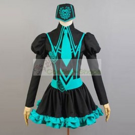 Vocaloid Love Philosophia Hatsune Miku Cosplay Costume