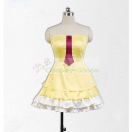 Vocaloid Project DIVA-F 2nd Miku  Dress Cosplay Costume