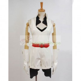 Vocaloid Project DIVA-F 2nd RIN Jumpsuits Cosplay Costume