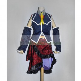Vocaloid Romeo and Cinderella Rin Cosplay Costume