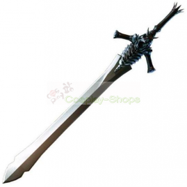 Devil May Cry 4 DMC 4 Dante Rebellion Awakened Cosplay Sword Prop