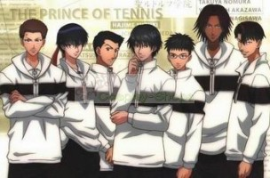 The Prince of Tennis Sei-rudorubu Cosplay Costume