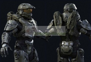 Halo 4 Master Chief Armor Cosplay