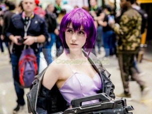 Ghost In The Shell Motoko Kusanagi from GITS Cosplay Costume