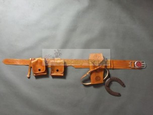 Hellboy Holster and Belt Set Cosplay