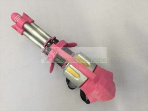League of Legends LOL Jinx The Minigun Pow-Pow Cosplay Prop