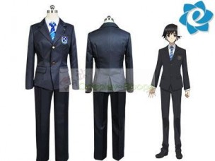 WHITE ALBUM 2 Kitahara Haruki Uniform Cosplay Costume