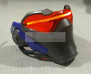 Overwatch Soldier 76 Jack Morrison Cosplay Mask
