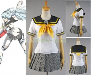 Persona 4 P4 The Ultimate in Mayonaka Arena Cosplay Costume