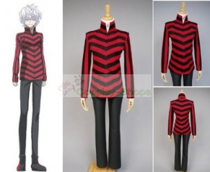Devil Survivor 2 Alcor Anguished One Cosplay Costume